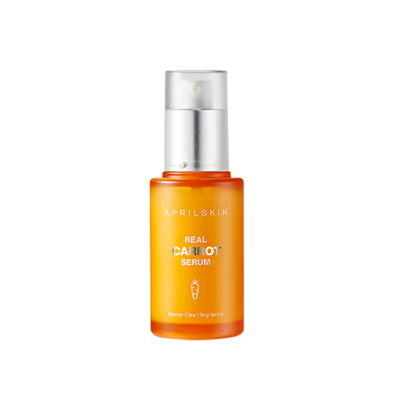 Aprilskin Real Carrot Blemish Clear Serum, 45g