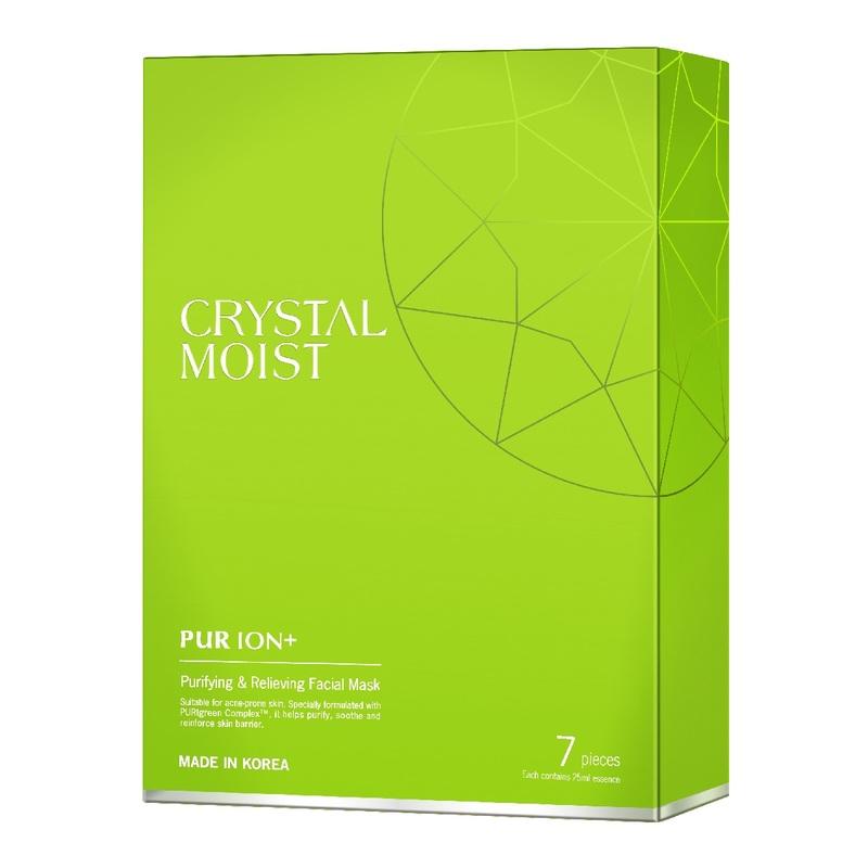 Crystal Moist  Puri&Reli Face Mask 7pcs