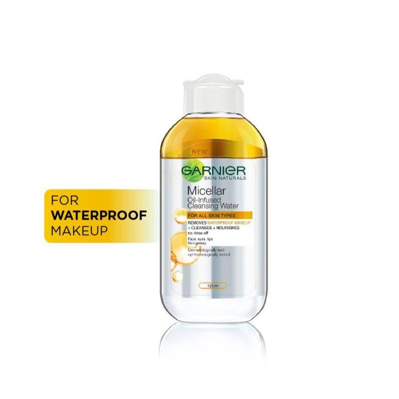 Garnier Skin Naturals Micellar Oil-Infused Cleansing Water 125ml