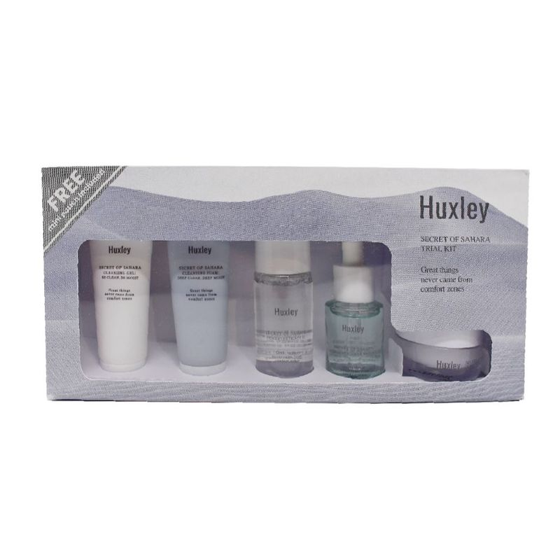 Huxley Clean and Fresh ; Daily Essentials Trial Kit