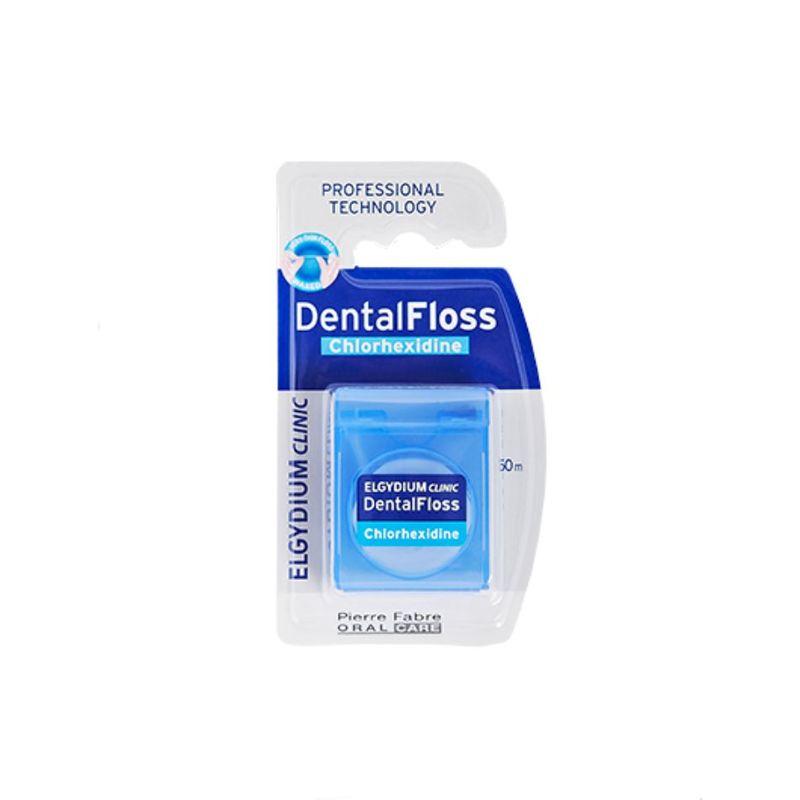 Elgydium Clinic  Dental Floss Chlorhexidine