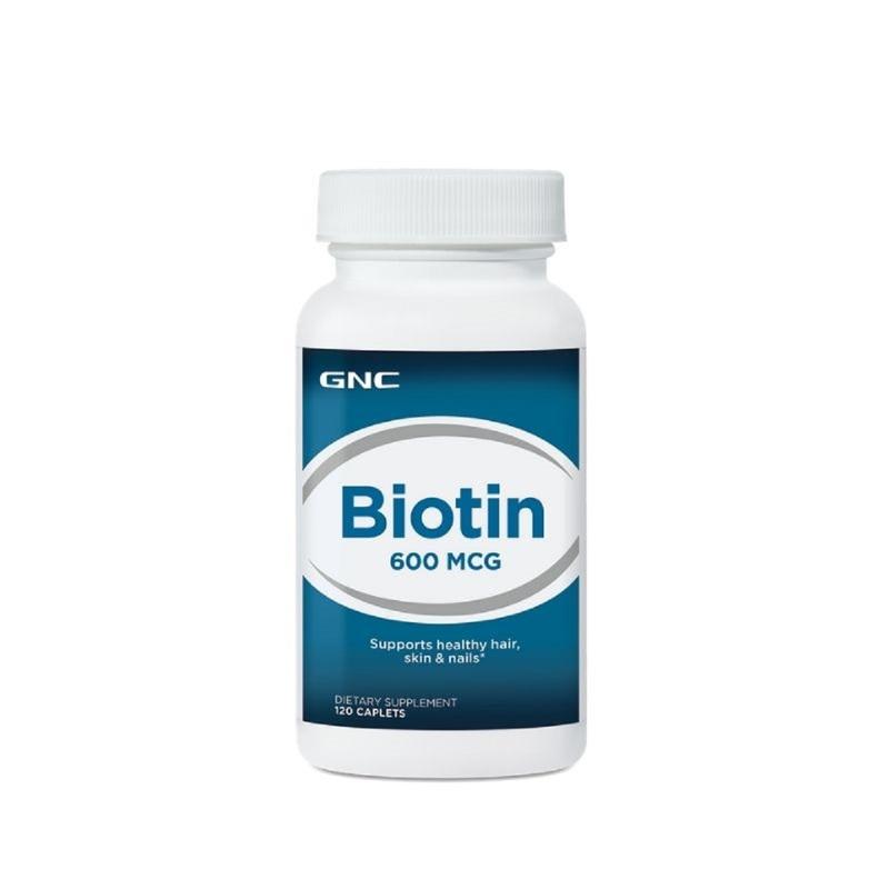 GNC Biotin 600 120pcs