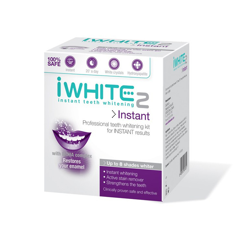 iWhite Instant2 Teeth Whitening Kit, 10s