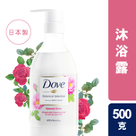 Dove Botanical Rose 500g