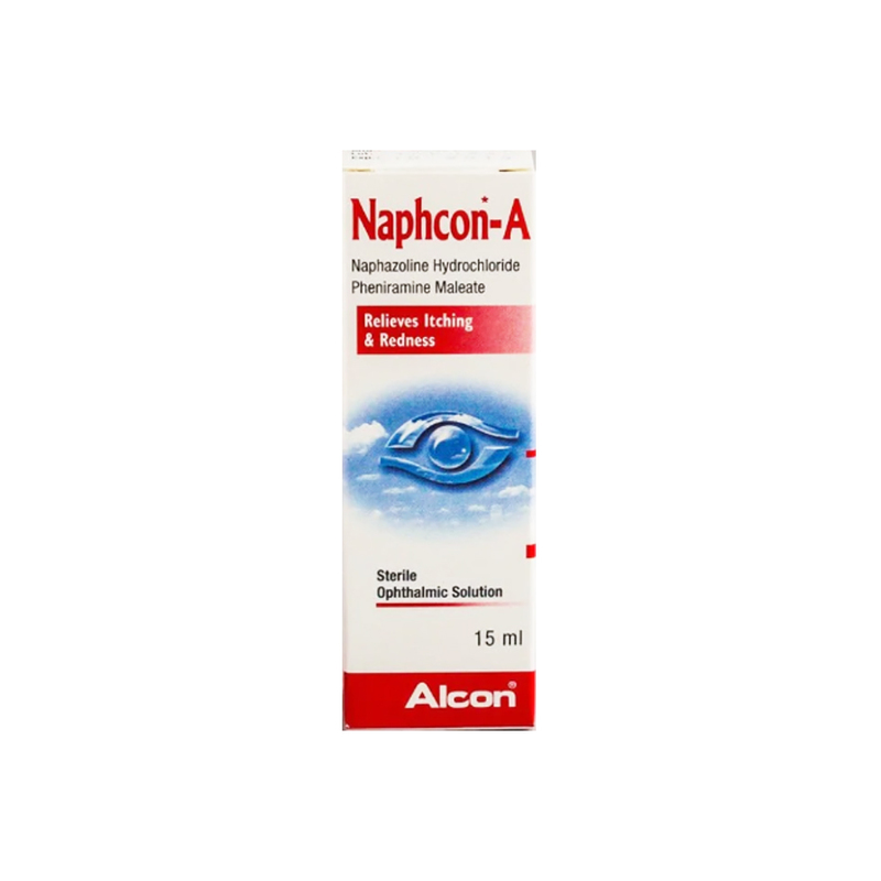 Alcon  Naphcon-A Eye Drop 15ml