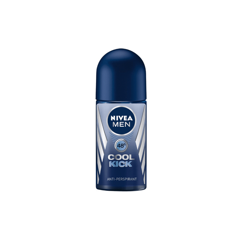 Nivea Men Deodorant Cool Kick Roll On, 25ml
