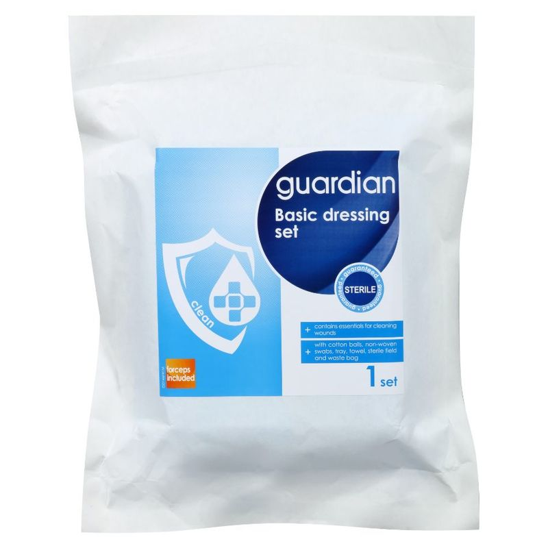 Guardian Basic Dressing Set