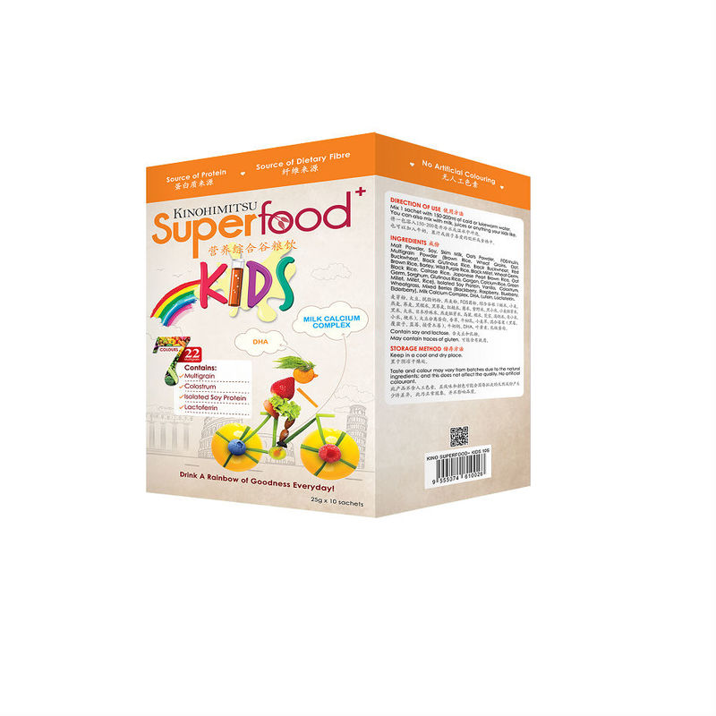 Kinohimitsu SuperFood+ Kids, 10 sachets