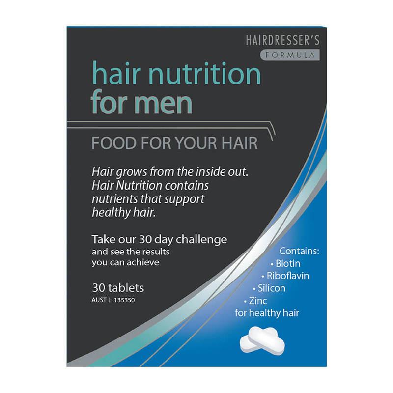 Pretorius Hair Nutrition For Men, 30 tablets