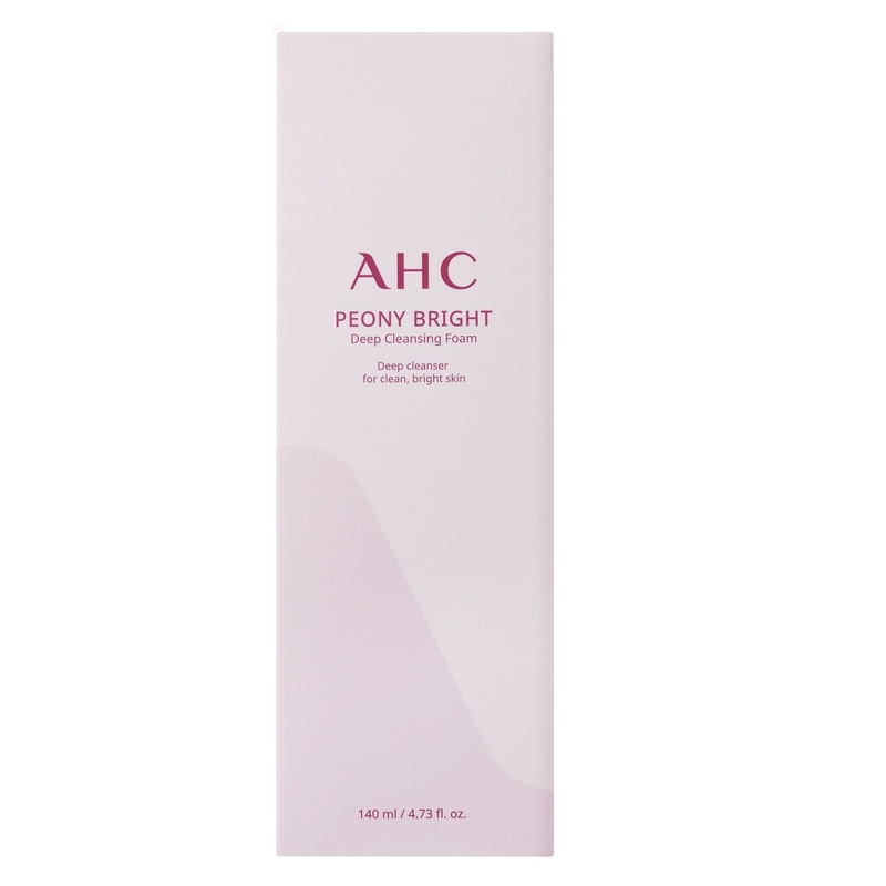 Ahc Peony Bright Cleasin Foam140mL