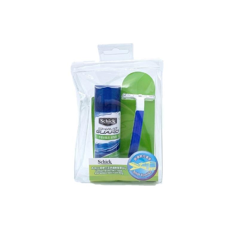 Schick Shaving Travel Kit 1set