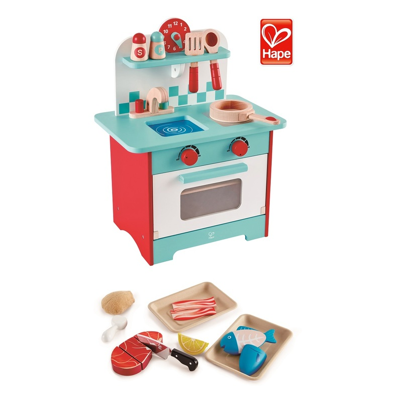 Hape Gourmet Kitchen Set-F