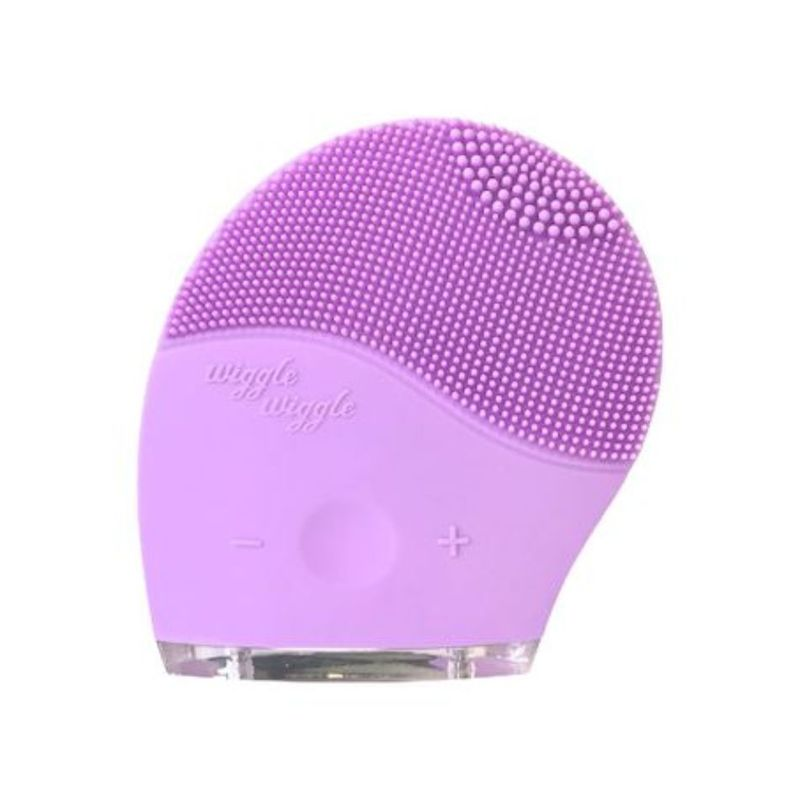 Wiggle Wiggle Sonic Silicon Face Cleanser Purple