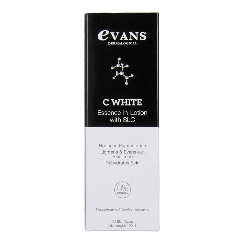 Evans C White Essence in Lotion with SLC, 100ml