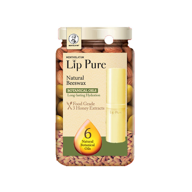Mentholatum Lip Pure Essential Oil 4g