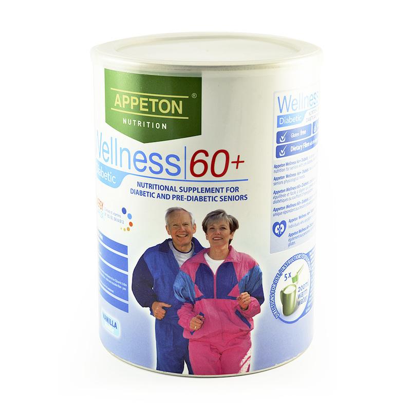 Appeton Wellness 60+ Diabetic, 900g