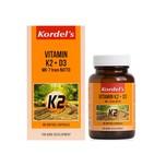 Kordel's Vitamin K2 + D3 60s