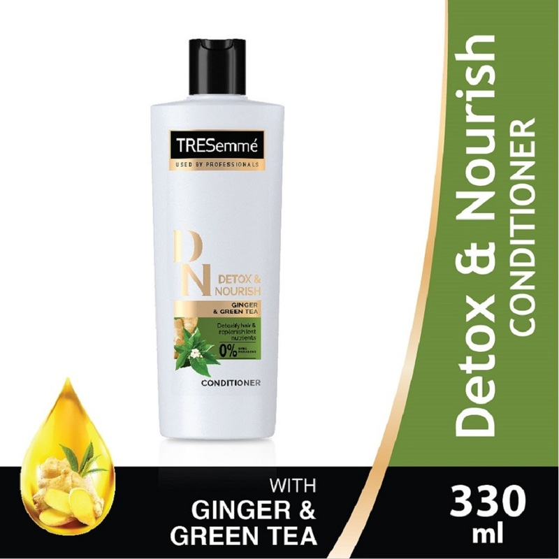 TRESemme Detox & Nourish Conditioner, 330ml