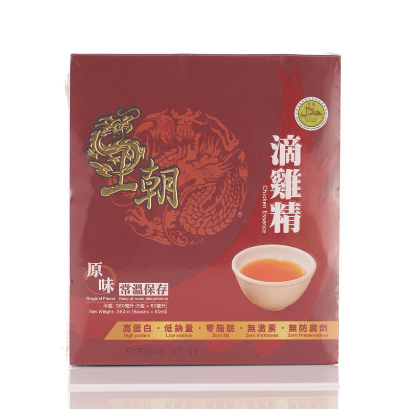 Wang Chao Chicken Essence 60mLx6bags