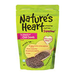 Nature's Heart Chia Seeds, 500g