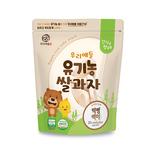 Miznco Ricecake White Rice 30g