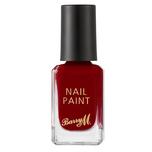 Barry M Nail Paint Raspberry, 1.2g