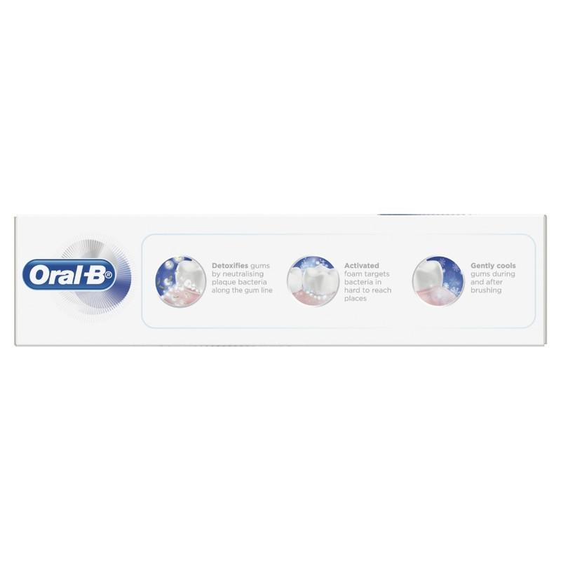 Oral-B Gum Detoxify Intensive Clean Toothpaste, 110g