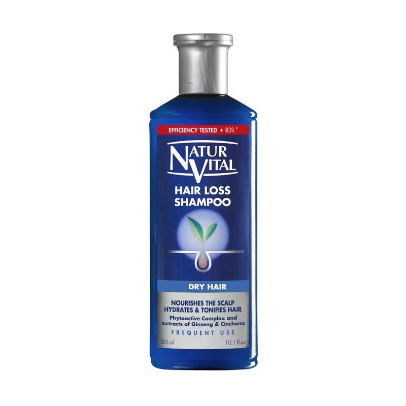 Natur Vital Hair Loss Shampoo Dry, 300ml