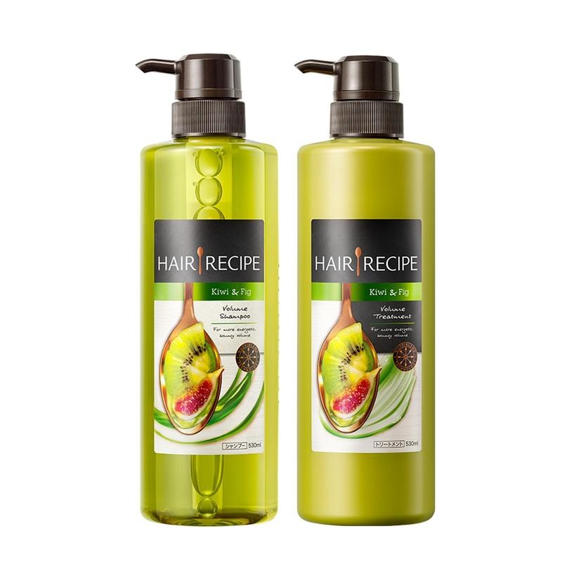 Hair Recipe Kiwi Fig Sh+Cn