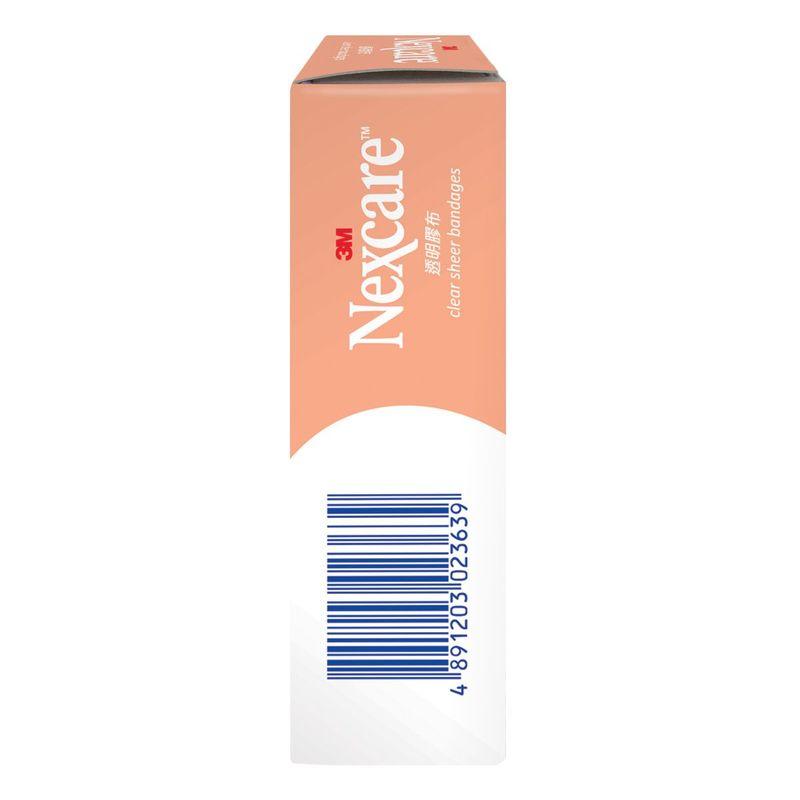 3M Nexcare™ Clear Bandage 50pcs