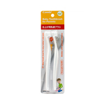 Combi: Baby Toothbrush Parent Use(White) X2pcs