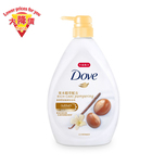 Dove Rich Care Pampering Shea Body Wash 750g