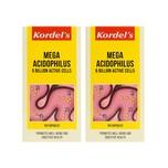 Kordel's Mega Acidophilus 50s Twin Pack