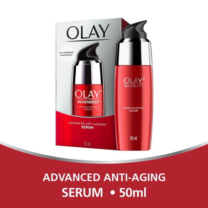 Olay Regenerist Micro Sculp Serum, 50ml