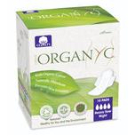 Organyc有機棉衛生巾 - 多流量 10片