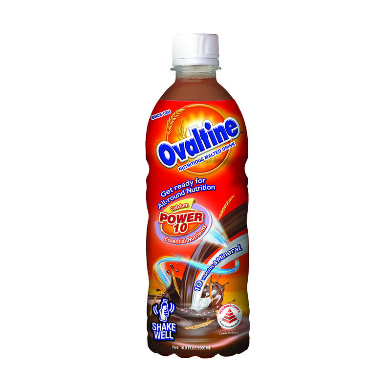 Pokka Ovaltine Malt Chocolate, 500ml