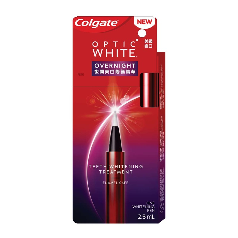 Colgate Optic White Overnight Serum 1pc
