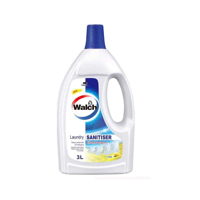 Walch Laundry Sanitizer (Lemon) 3000mL