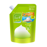 Dettol Colour Foaming Hand Wash Refill Pouch 450mL (Green)