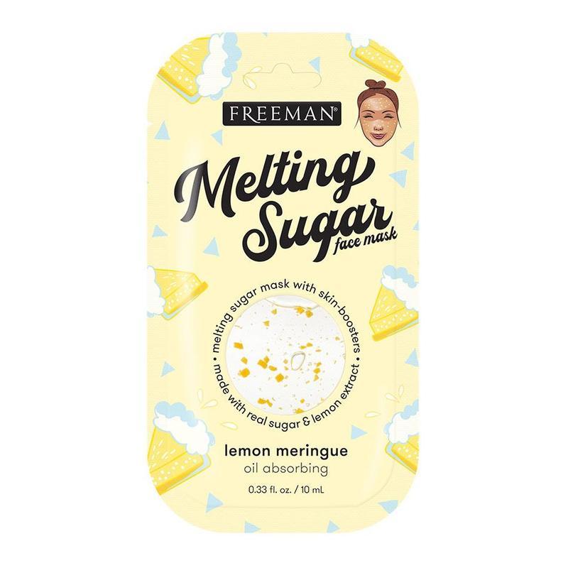 Freeman Melting Sugar Oil Absorbing Lemon Meringue, 10ml