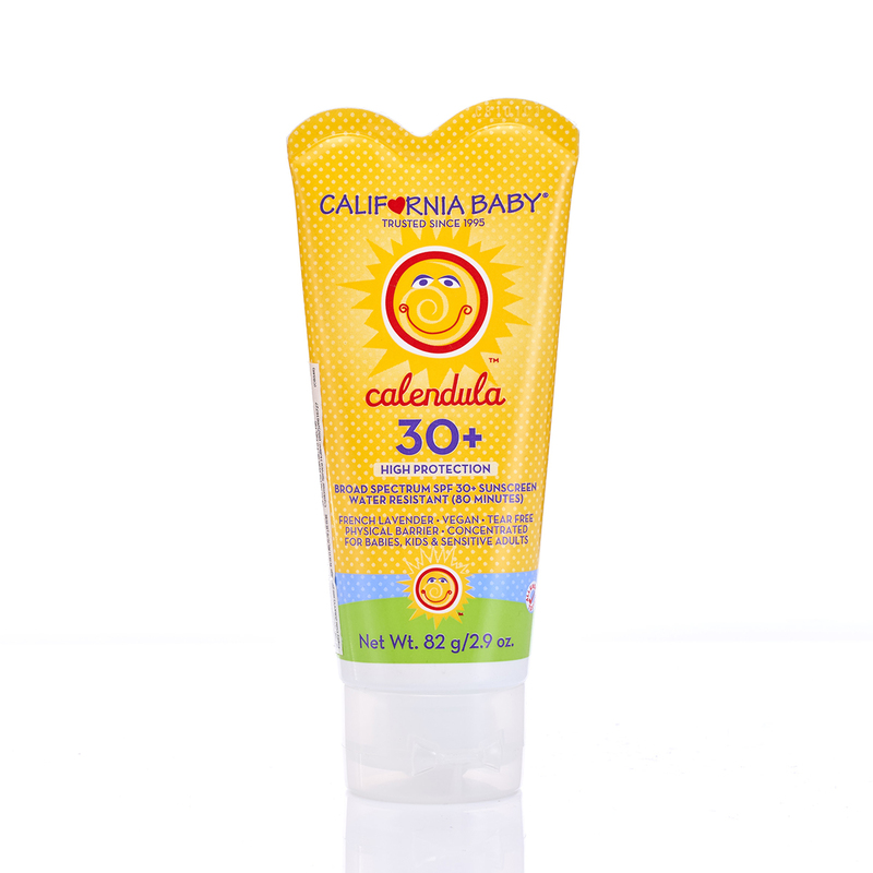 California Baby  Calendula SPF30+ Sunscreen