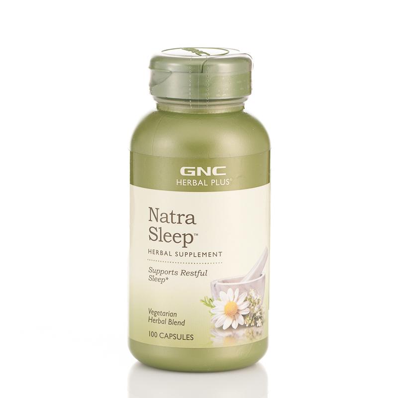 GNC Natra Sleep 100s