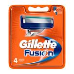 Gillette Fusion Refill, 4pcs
