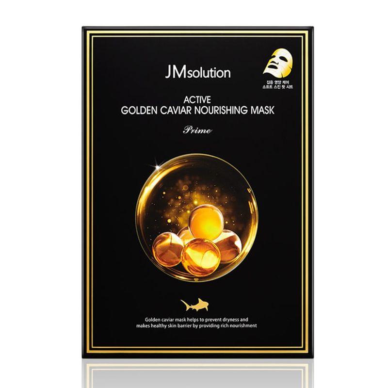 JM Active Golden Caviar Nourishing Mask 10S