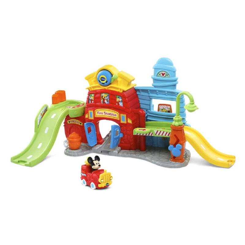 VTECH MICKEY FIRESTATION-F