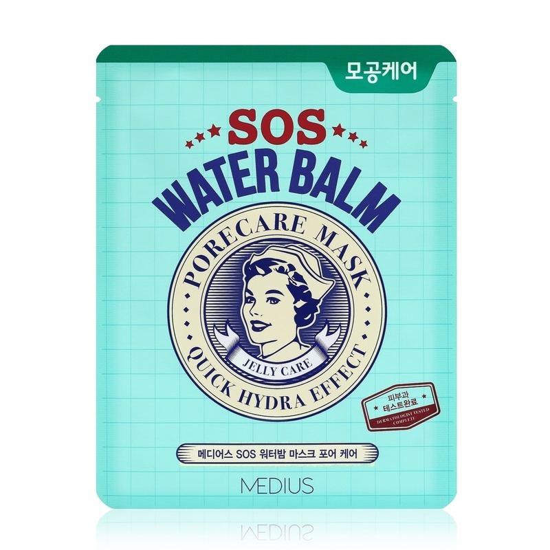 Medius SOS Water Balm Mask Pore Care