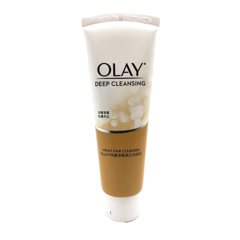 Olay Deep Cleansing Line Milky Fair Cleanser 100g
