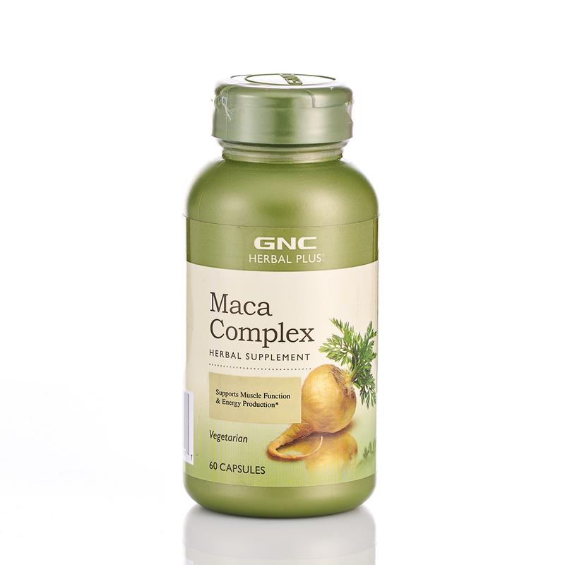 GNC Maca Complex 60s