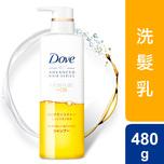 Dove Advanced Hair Series Rich Moisture Shampoo 480g