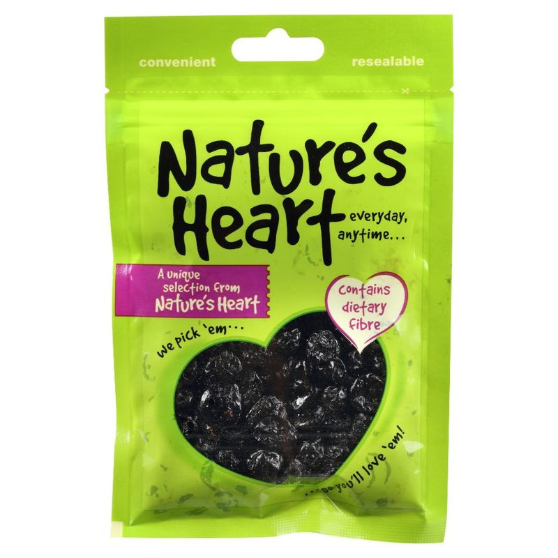 Natures Heart  Nature's Heart Dried Blueberries, 70g